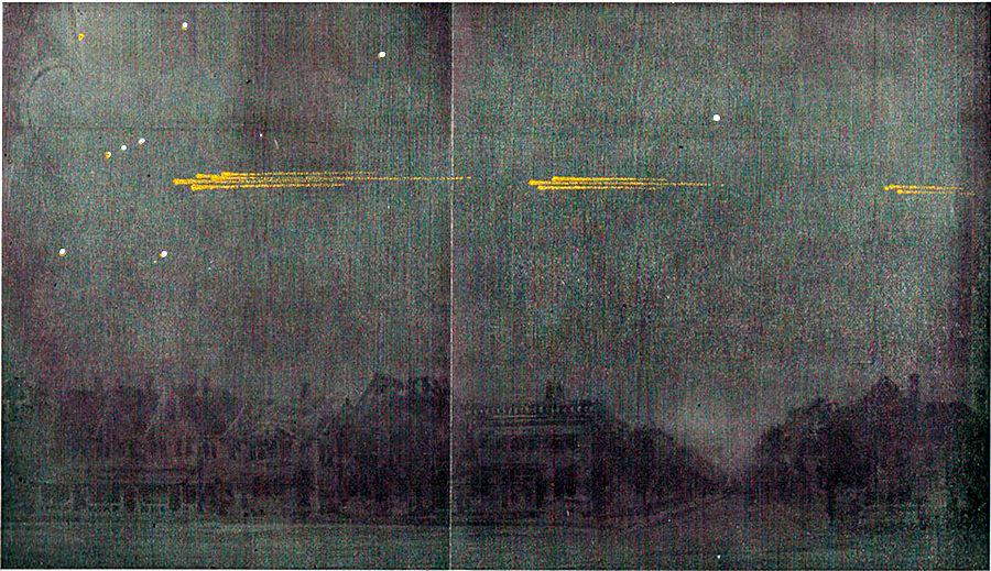 Grande Procissão de Meteóros de 1913
