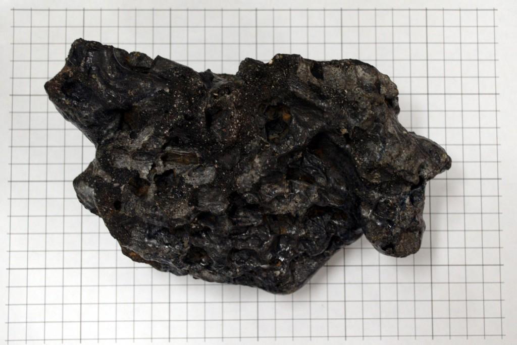 Suposto meteorito de São Mamede